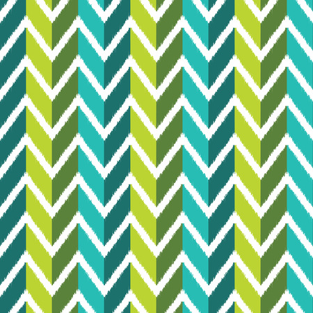 seamless herringbone wave pattern Vector