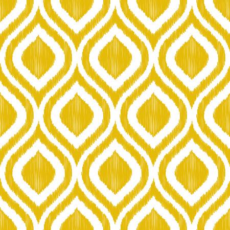 シームレスな装飾的な装飾パターン