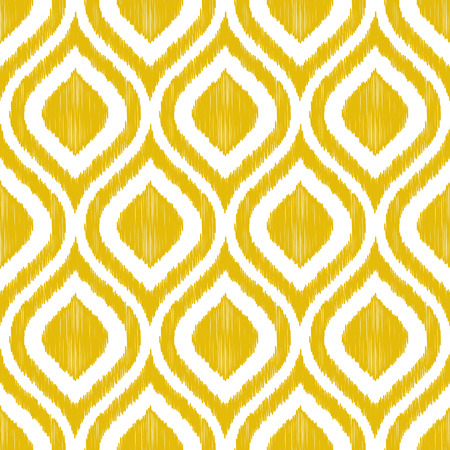 seamless decorative ornament pattern  Vector