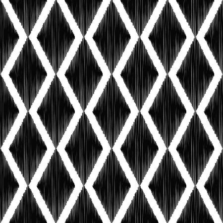 checked: seamless rhombus pattern  Illustration