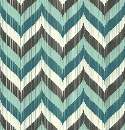 teal background: seamless wave pattern