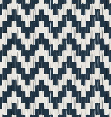 seamless horizontal wave pattern