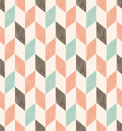 tiffany blue: seamless herringbone pattern