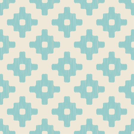 seamless ethnic geometric pattern  Illustration