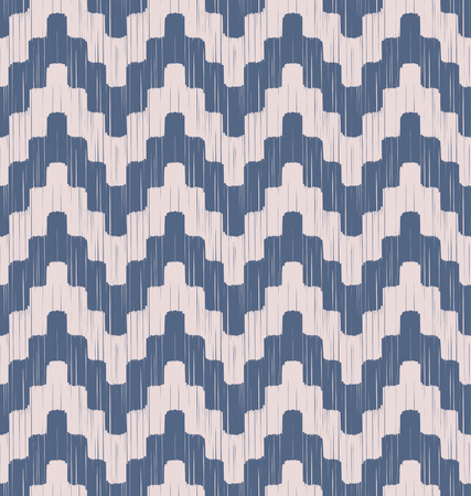 seamless pixel chevron pattern  Vector