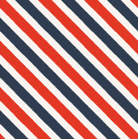 seamless diagonal stripes pattern  Illustration