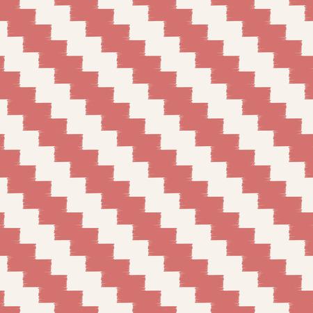 nostalgy: seamless diagonal stripes pattern  Illustration