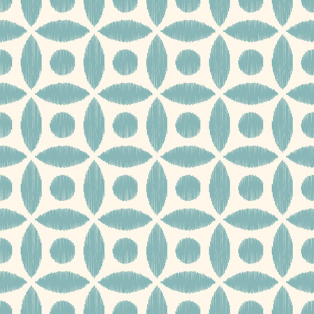 seamless geometric textured background pattern  Vector