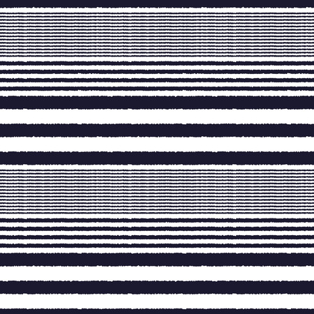 seamless horizontal stripes pattern