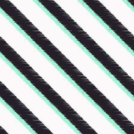 seamless diagonal stripes pattern  Vector