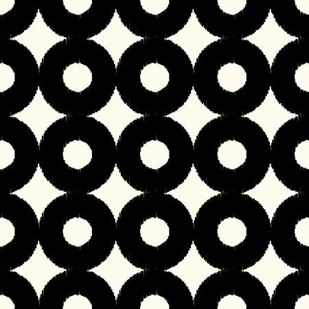 patron de circulos: patr�n de c�rculos sin fisuras Vectores