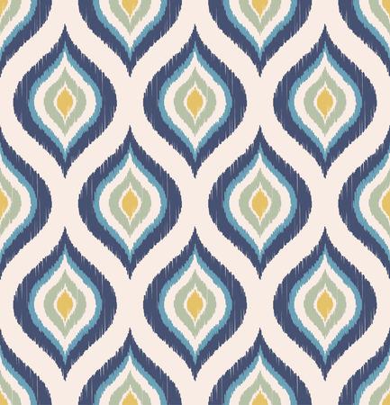 naadloze versiering patroon