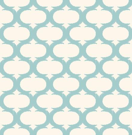 tiffany blue: seamless mesh pattern