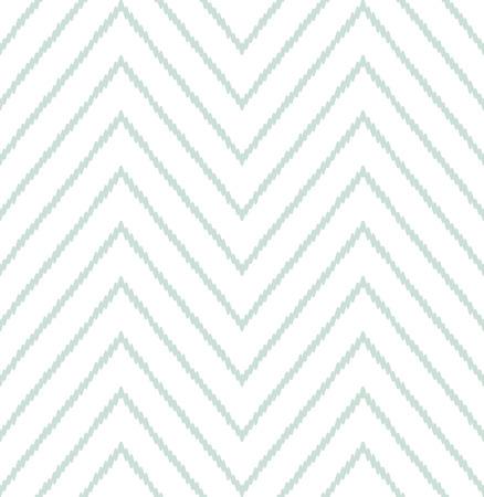 tiffany blue: seamless geometric chevron pattern