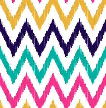 turquesa: patrón de chevron fisuras