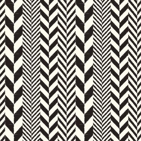 원활한 헤링본 셰브론 패턴