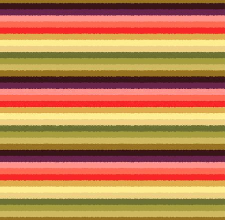 nahtlose bunte Streifen-Muster