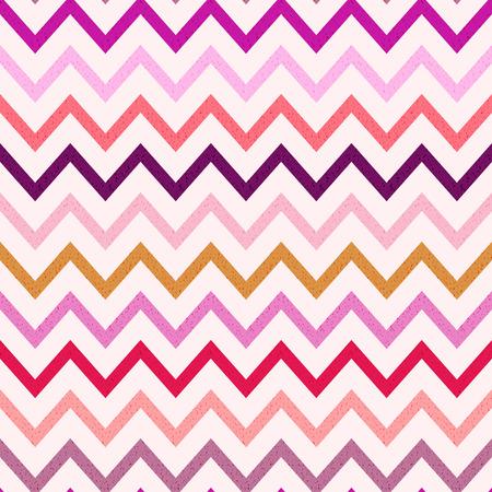 seamless zig zag pattern Illustration