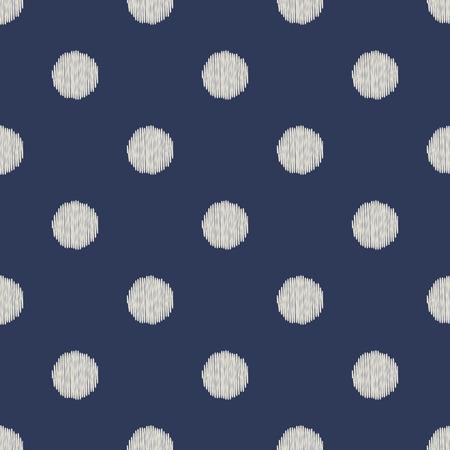 dark beige: seamless dots pattern