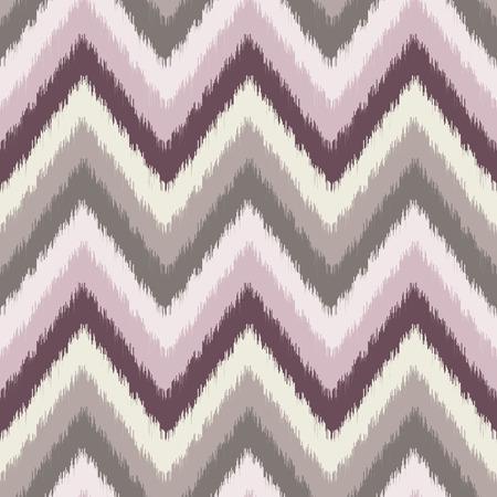 muted: seamless chevron wave pattern