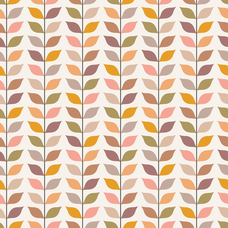 naadloze blad patroon achtergrond
