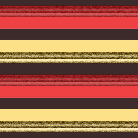 horizontal: seamless horizontal stripes pattern