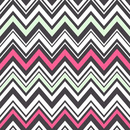 chevron: seamless wave chevron pattern