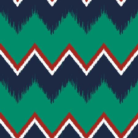 cotton fabric: seamless chevron pattern