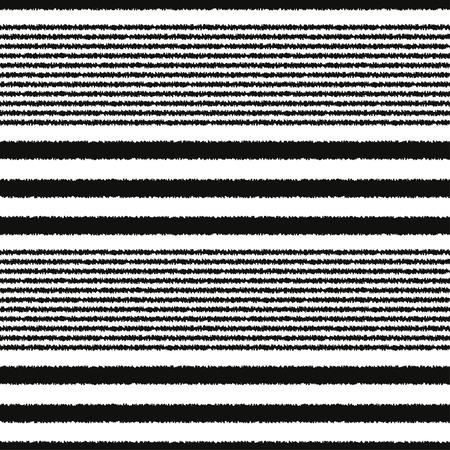 원활한 가로 줄무늬 패턴