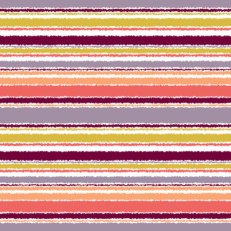 seamless horizontal stripes pattern Vector