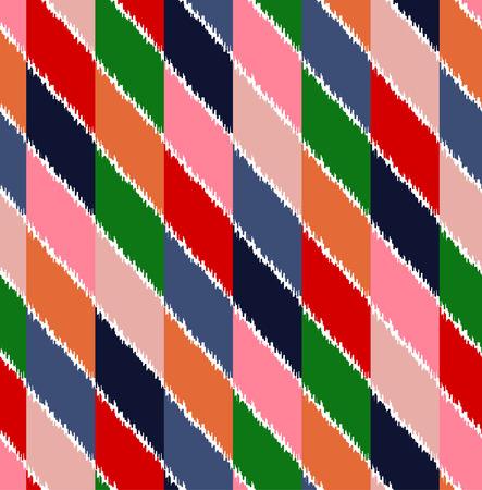 parallelogram: paralelogramo diagonal sin fisuras patr�n de bloques geom�tricos Vectores