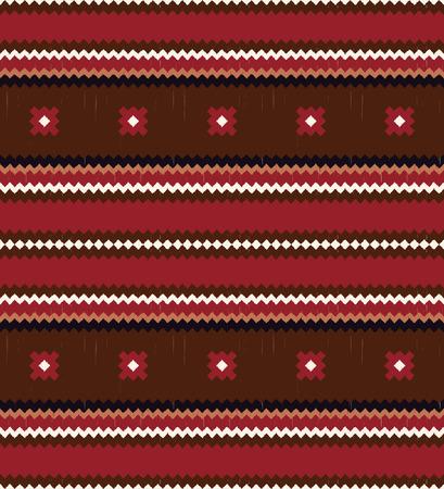lineas rectas: sin patrón de rayas horizontales étnica