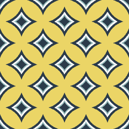 diamonds pattern: seamless geometric diamonds pattern