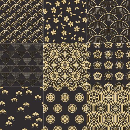 일본 패턴