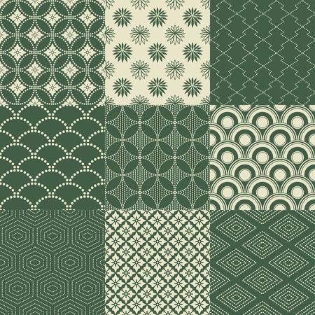 japanese pattern Reklamní fotografie - 36897502