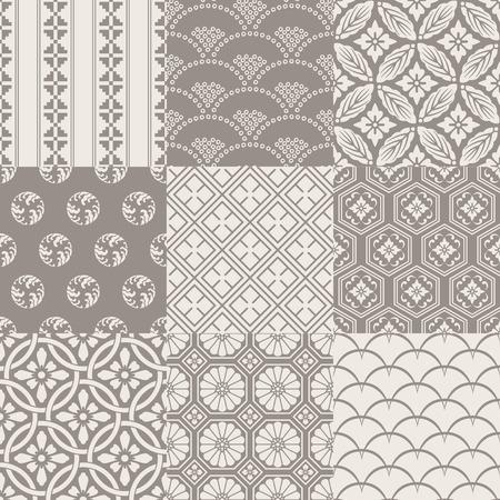 일본 패턴 스톡 콘텐츠 - 36975709