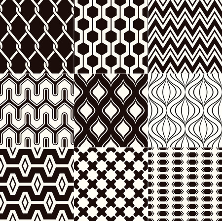 repeated: repeated monochrome geometric textured background