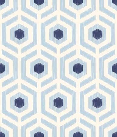 motif texturé en maille géométrique pastel sans couture pour l'intérieur de la maison