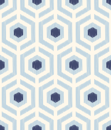 seamless pastel geometric mesh  textured pattern for home interior