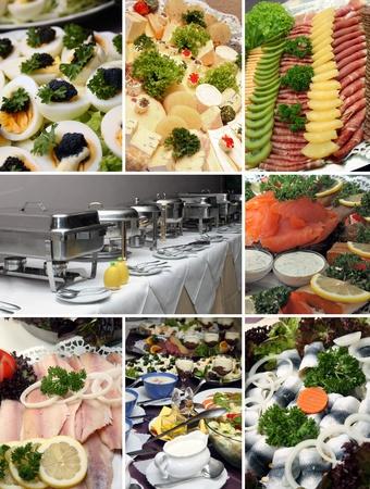 cold cut: buffet