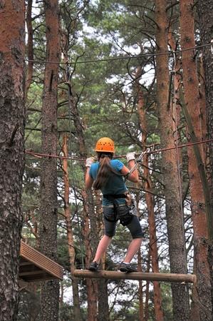 safeguarded: climbing Stock Photo