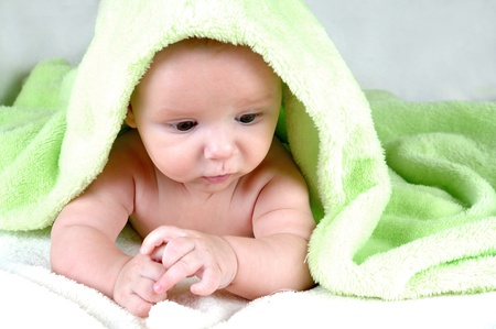 enquiring: Baby