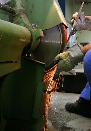 grinder: grinding