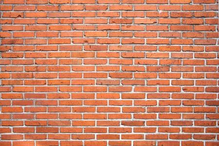 clinker: brick wall Stock Photo