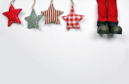 botas de navidad: decoraci�n navide�a