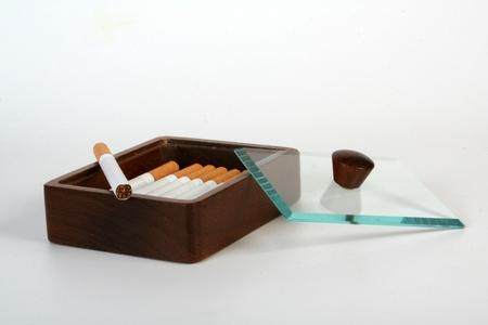 utilized: cigarettes