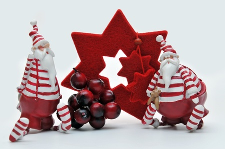 textfield: Santa Claus Stock Photo