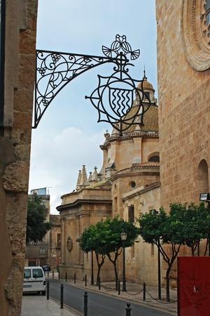 smithery: Tarragona street near cathedral