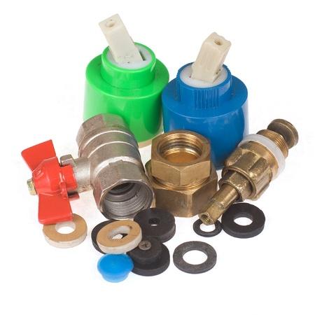 Set of plumbing equipment
