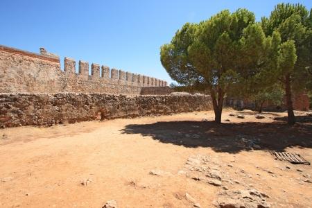 Alanya fortress, Turkey Stock Photo - 16348667